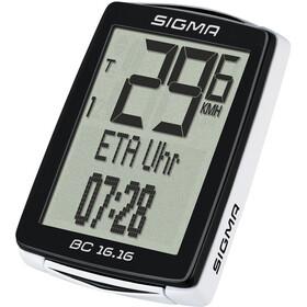 SIGMA SPORT BC 16.16 Licznik rowerowy przewodowy